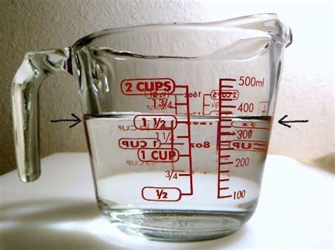 pizza protips measuring wet  dry ingredients