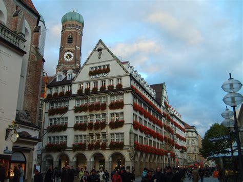 Munich Germany Mr Blue Sky Richard Footes Oracle Blog