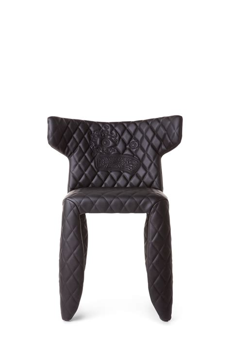 Musical chairs, also known as trip to jerusalem, is a game of elimination involving players, chairs, and music. Moooi - Monster Chair