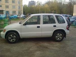 2000 Kia Sportage - Information And Photos