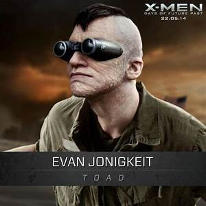 X-Men : Days of Future Past : The men of new X-Men for Man ...