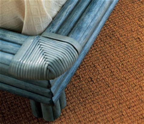 canape en osier ou rotin osier rotin ou bambou brin d 39 ouest