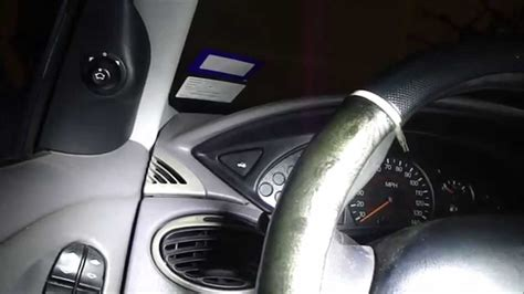 fix  trunk latch  working  button pushed