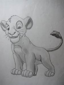 Simba - The Lion King by gih13 on DeviantArt