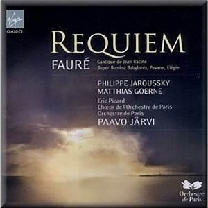 Gabriel FAURÉ Requiem - VIRGIN CLASSICS 0709212 [GA ...