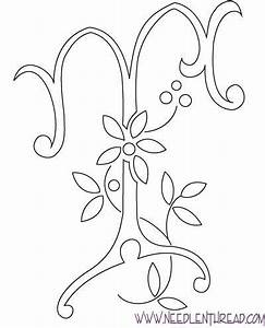 237 best images about alfabeto on pinterest With embroidery stencils of letters
