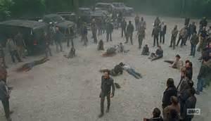 The Savior's Walking Dead Season 7