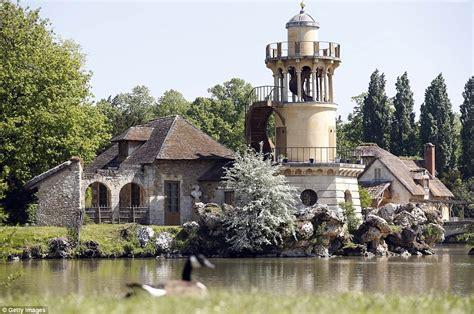 marie antoinettes hamlet opens  public
