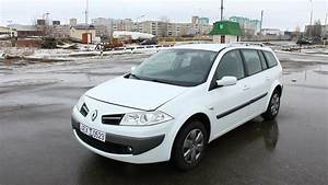 2008 Renault Megane Grandtour Ii  Start Up  Engine  And In