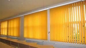 Store à Lamelles Verticales : store int rieur bandes verticales devis store int rieur ~ Premium-room.com Idées de Décoration