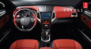Sb Autos : ssangyong tivoli interior indian autos blog ~ Gottalentnigeria.com Avis de Voitures