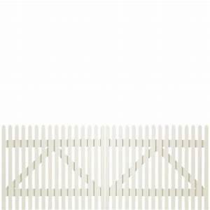 Gartenzaun Weiß Holz : gartenzaun holz stockholm wei 80cm ~ Michelbontemps.com Haus und Dekorationen