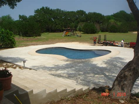 Dyco Pool Deck Paint Colors by Stylish Concrete Pool Deck Resurfacing As Ideas And