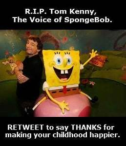 Is Tom Kenny, Voice Of SpongeBob SquarePants, Dead? No ...
