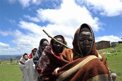 Initiation Circumcision Xhosa Tribe Boys Eastern Cape