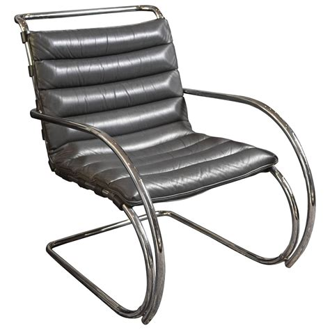 mies der rohe mr chair at 1stdibs