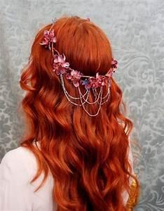 Bright Natural Red Hair - Hair Colors Ideas