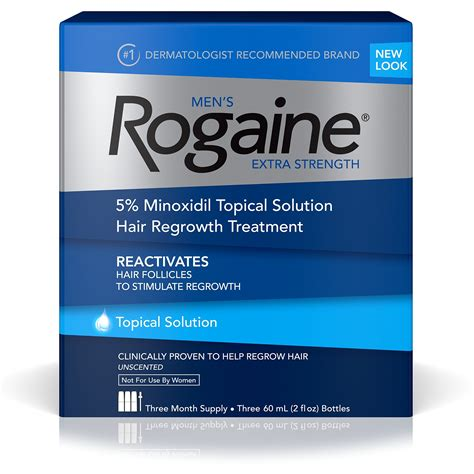 Amazon.com : Men's Rogaine Foam-Rogaine Hair Regrowth