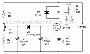 8 best images of off delay timer wiring diagram 12v With power delay circuit