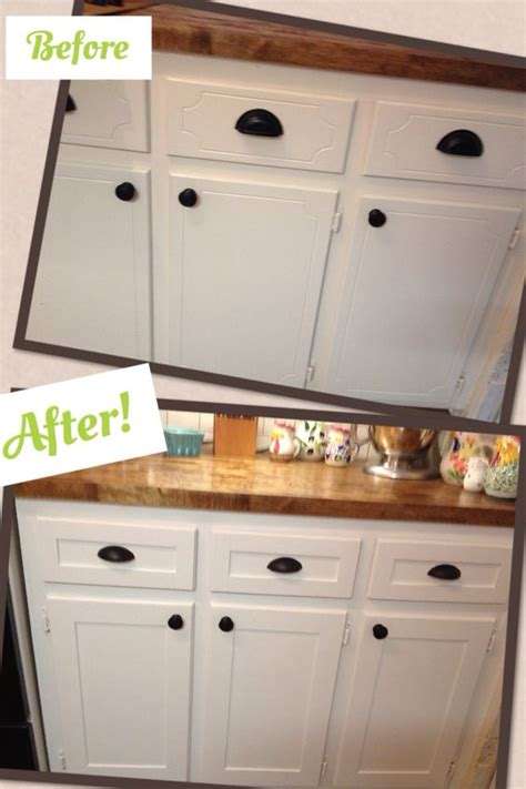 Cabinet Refacing Kit Diy by Kitchen Cabinet Refacing Project Diy Shaker Trim Done