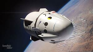 SpaceX to fly 2 people around Moon in 2018 - SpaceFlight ...