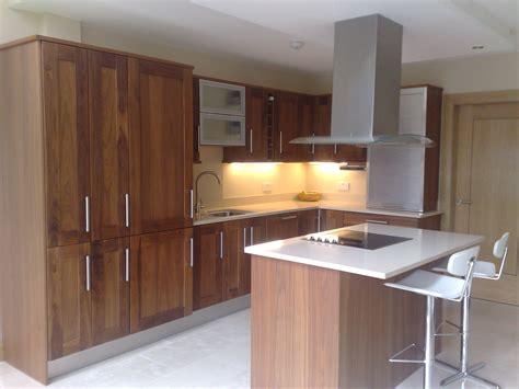 Kitchen Walnut  Elite Kitchens & Bedrooms  Elite