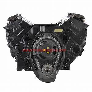 Remanufactured 5 7 V8 Chevy Engine