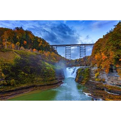 Letchworth Photo Tours and Workshops