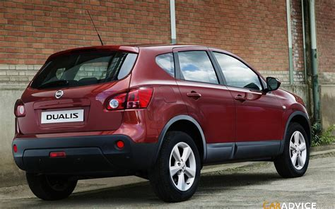 nissan dualis specifications  caradvice