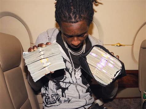 Young Thug Says He's The Richest & Most Hated Rapper In