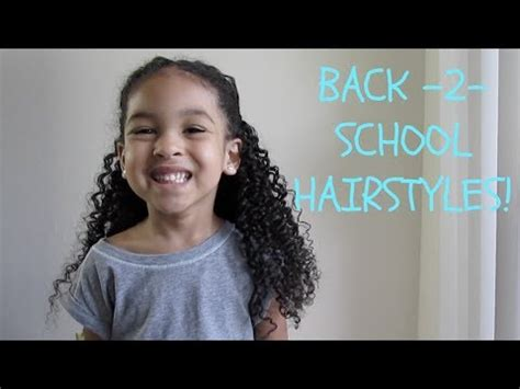 Easy Hairstyles For Mixed by Easy Hairstyles For Mixed Curly Hair Back To