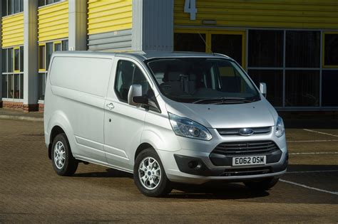 Ford Transit Custom Commercialvehicle