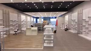 Magasin De Décoration Paris : am nagement magasin de v tements pour enfants par me3p finalisation youtube ~ Preciouscoupons.com Idées de Décoration