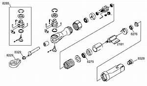Ingersoll 8 U0026quot  Air Ratchet Repair Parts