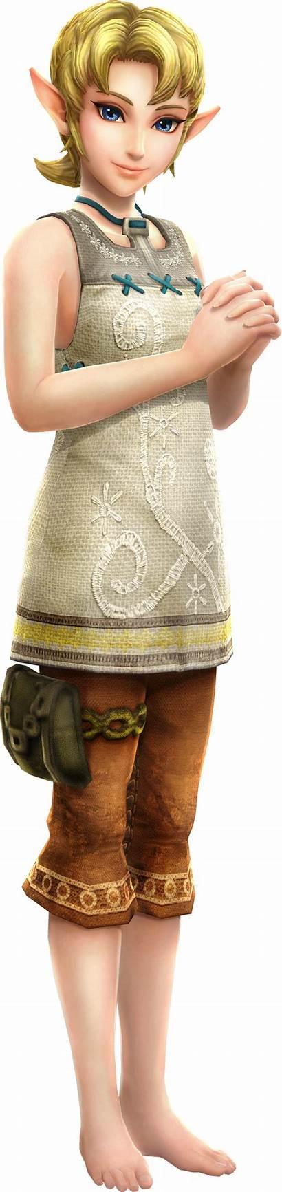 Ilia Zelda Legend Fantendo Clothes