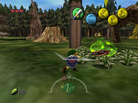 Majoras Mask Screenshots For