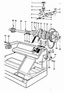 Kenmore Model 3401991181 Sewing Genuine Parts