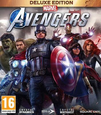 Marvels Avengers Download » ElAmigosEdition.com - Play ...