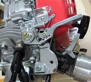 Honda Gx200 Throttle Linkage Diagram