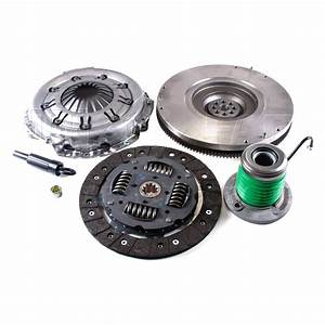 LuK® - Ford Mustang Standard Transmission 2005-2010 RepSet™ Clutch Kit