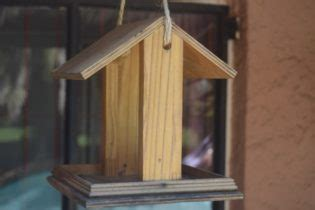 bird feeder tutorial  easy project sawgrafter