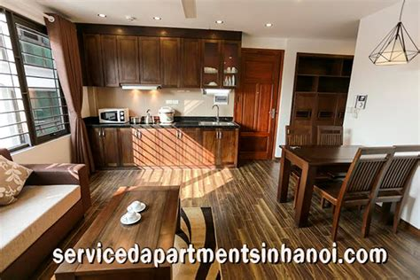 stunning two bedroom serviced apartment rental in cau giay st