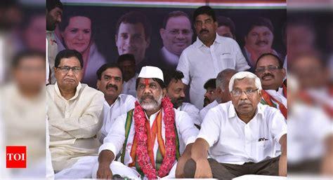 MLAs' defection: Telangana Congress leader Vikramarka ...