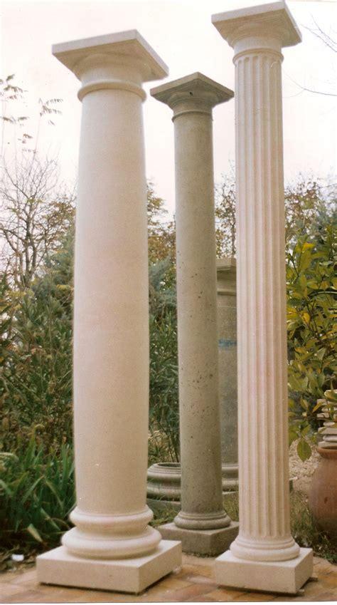 colonne de exterieur colonne de bois exterieur myqto