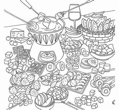 Coloring Adult Pages Books Colouring Sheets Printable