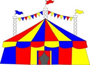 Big Top Circus Tent Clip Art