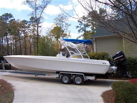 Center Console Boats Weight by 29 Lightning Supersport Center Console The Hull