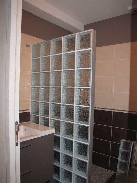 carreaux de verre pour salle de bain galerie avec mur en brique de verre des photos clipartfix
