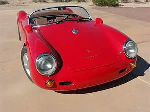 Porsche Spyder 550 : 1955 porsche 550 spyder replica kit for sale ~ Medecine-chirurgie-esthetiques.com Avis de Voitures