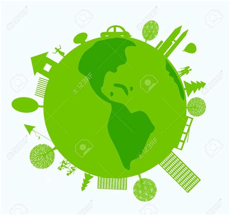 Green Day Clipart Eco Friendly